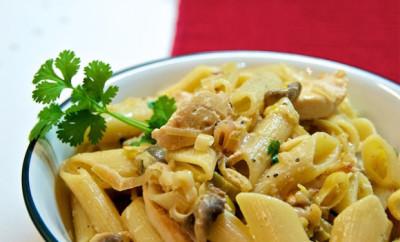 Essen receta mostacholes a la Crema